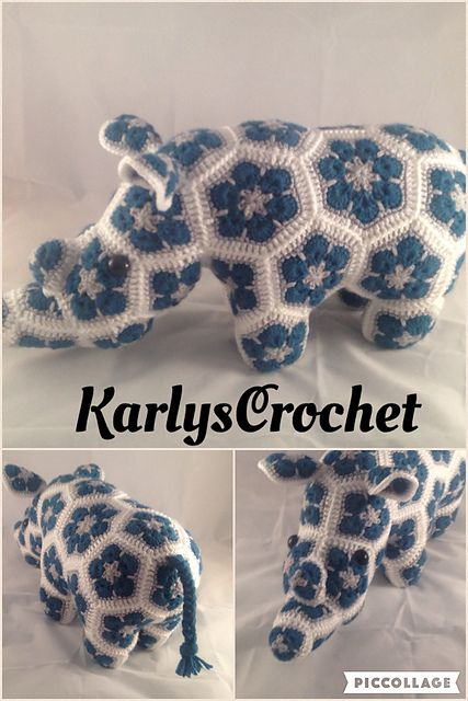Please note: This listing is for a downloadable PDF of the pattern instructions for making Thandi …there is no hard copy of the pattern available, nor a finished item. The pattern is available *only in English** :)**