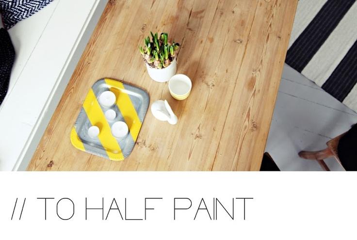 halfpaint // my 2nd hand life
