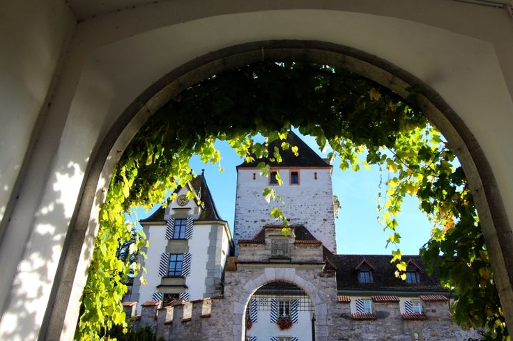 Schloss Oberhofen / Thunersee