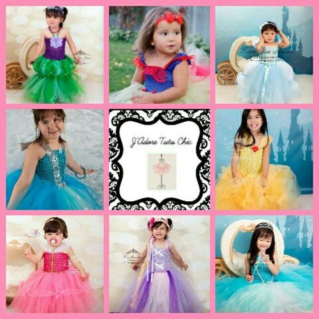 Disney Princess Collection at J'Adore Tutu Chic on Etsy #jadoretutuchic on Instagram and J'Adore Tutu Chic on Facebook https:// www.facebook.com / pages / JAdore-TuTu-Chic Check out this item in my Etsy shop https://www.etsy.com/listing/229995096/baby-pink-chiffon-bow-headband-1st