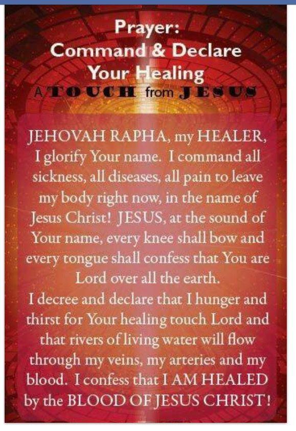 Best 25 Healing Prayer Quotes Ideas On Pinterest