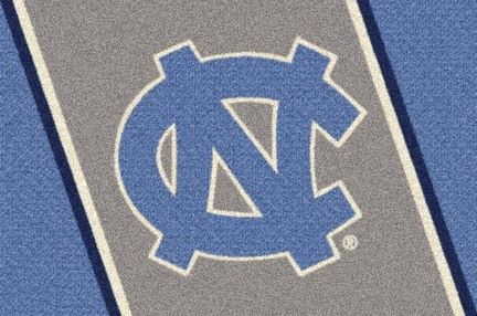 North Carolina Tar Heels (NC) 7ft 8in x 10ft 9in Team Spirit Area Rug