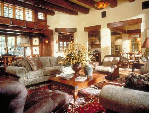 Denah Gaya Dekorasi Interior Rumah Romantis » Gambar 76