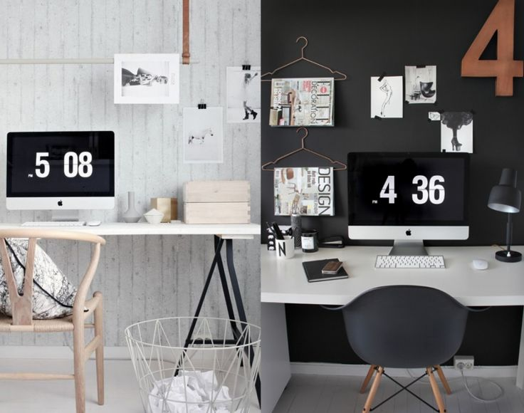 11x werkplek inspiratie voor thuis en op kantoor