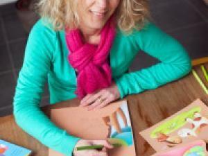 Elen Lescoat, illustratrice pour le bonheur de nos enfants ! www.sobaby.fr