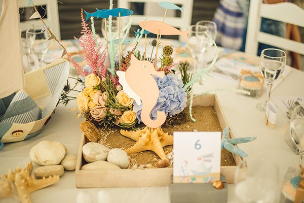 cute theme for a baptism