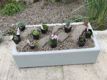 belfast sink planter - Google Search
