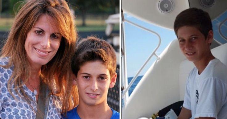 Ο Γιος της πήγε για Ψάρεμα αλλά δεν Επέστρεψε ποτέ. 9 Μήνες μετά, οι Ερευνητές κάνουν μια Ανατριχιαστική Ανακάλυψη! Crazynews.gr