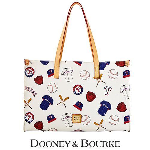 Texas Rangers Shopper Bag by Dooney & Bourke - MLB.com Shop