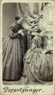 Emilie Sagée, un caso clásico de bilocación