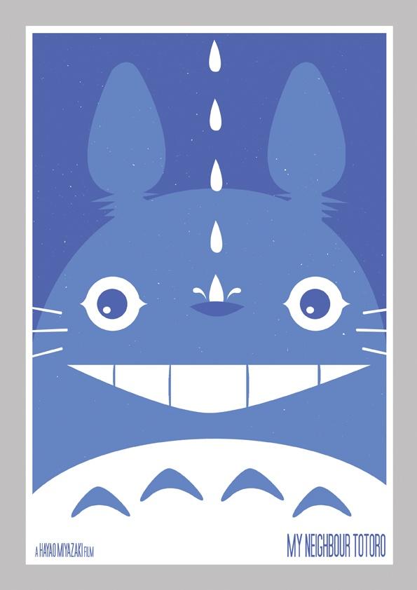 Totoro fan art http://azpitituluak.com/euskaraz/1396771174