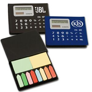Calculator/Sticky Note Pad #kreativekoncepts