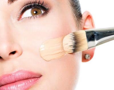 Quando se usa base facial , é muito importante alguns truques para conseguir uma maquilhagem pe...
