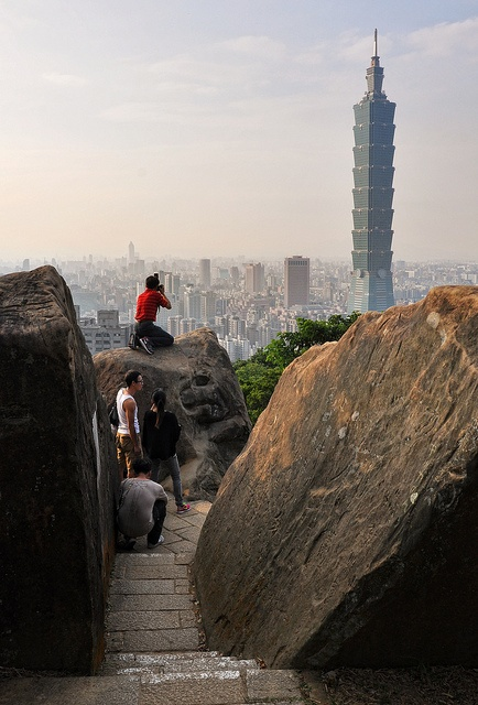 Visited and loved: Taipei, Taiwan. Taipei 101 and the city viewed from the top of Elephant Mountain - an easy hike in the city. Had to research the place after it was featured on a TV drama I watched. Proud to say I've hiked up there 3x!  #contest #dreamtravel