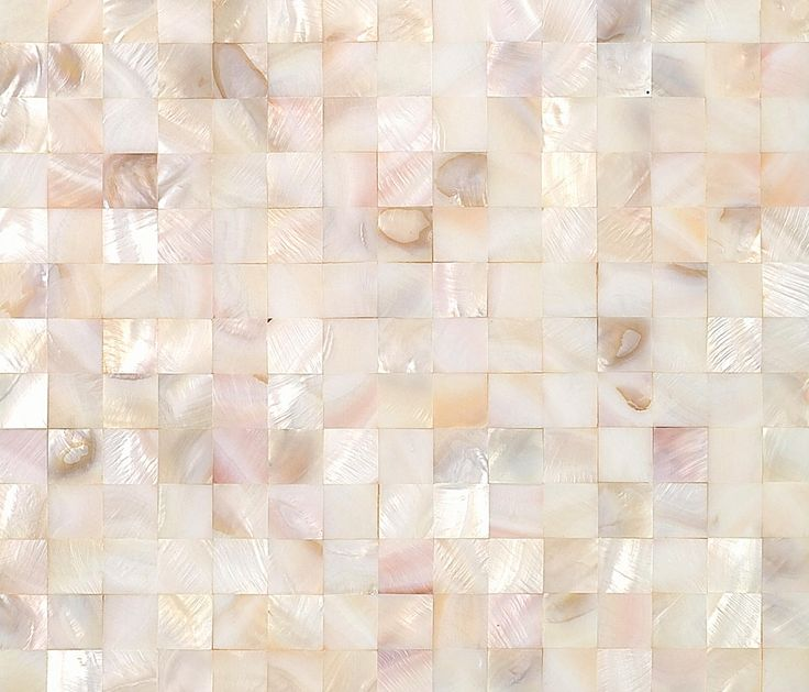 Nacar Natural by Dune Cerámica   Mother of pearl mosaics