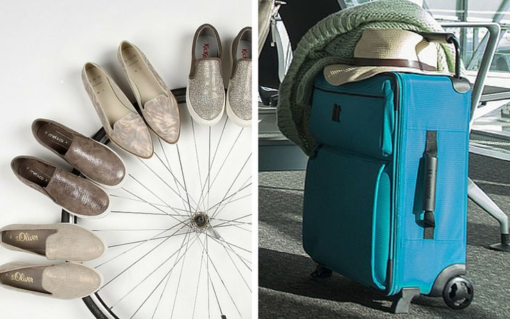 Een weekendje relaxen, shoppen, wandelen, fietsen, … Elke citytrip vraagt om een andere valiesinhoud. Voor elke reis die je maakt zijn er gepaste schoenen en accessoires.
