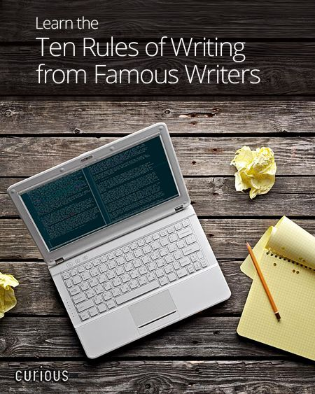 10 rules of writing Ten of the most overlooked grammar rules and best writing practices sharpen your writing by adopting proper grammar, consistency, and good writing practices.