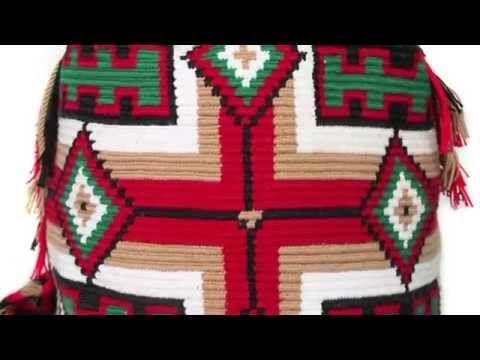 Wayuu bags by Wayuu tribe