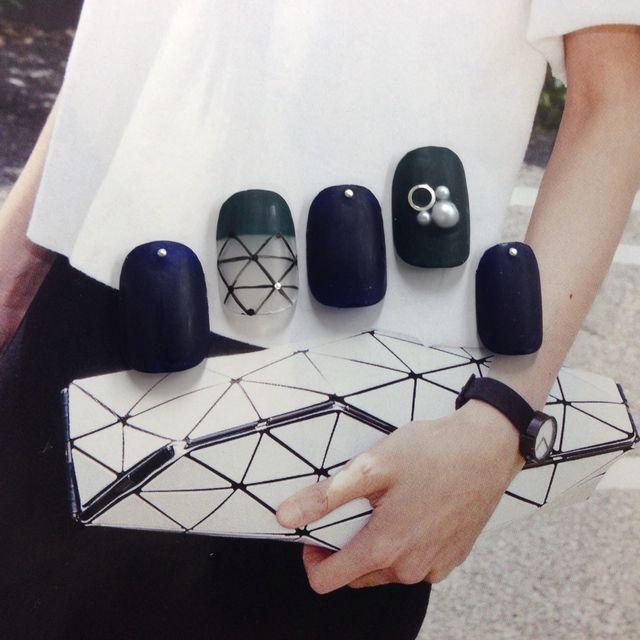 ジェルネイル nail