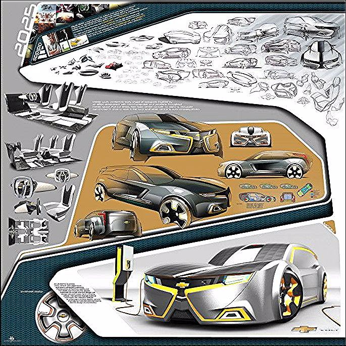 Ltu Design Degree Show 2013 Part 3 2025 Chevrolet Volt In 2020 Chevrolet Volt Chevrolet Sports Wagon