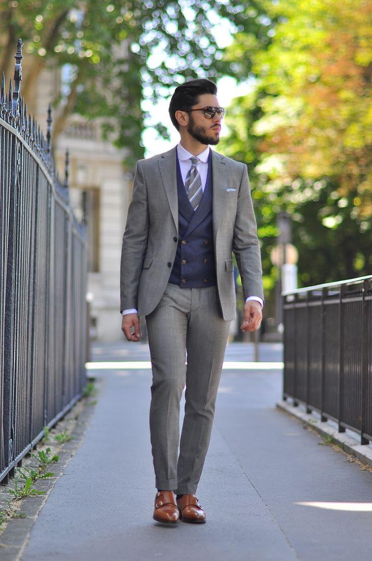 Men's Street Style Inspiration #37 | MenStyle1- Men's Style Blog