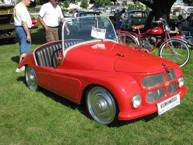 1952 Kleinschnittger F125
