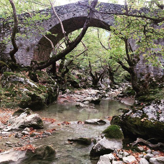 Instagram media by tzifa.eleni - Φθινοπωρινή βόλτα στο γεφύρι στο Ζαρζί στον Μυλάοντα στη Βυτίνα !! #βυτίνα #βυτινα #μαίναλο #αρκαδία #vitina #vutina #vytina #mainalo #arkadia #greece #wu_greece #instalike #all_shots #ReasonsToVisitGreece  #lifo #instagreece #gortynia #river #trekking #travel