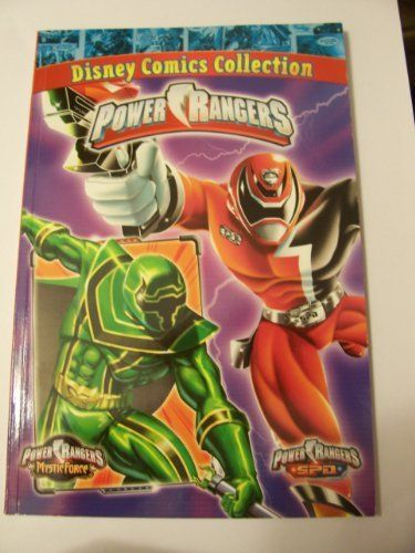 Disney Comics Collection Educational Books ~ Power Rangers (Mystic Force & SPD) by Creative Edge. $5.99. Made in the USA!. Power Rangers (Mystic Force & SPD). Disney Comics Collection Educational Books. Your favorite Disney characters in comics!. 24 color pages. Disney Comics Collection Educational Books ~ Power Rangers (Mystic Force & SPD).  Your favorite Disney characters in comics!  Help advance reading skills with his great book!  Made in the USA!
