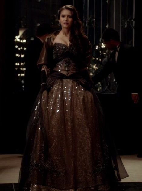 Elena Gilbert S Ball Gown Ball Gowns