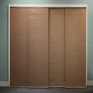 Closet Door Sliding Panels
