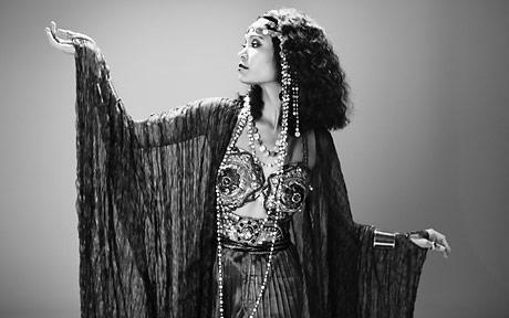 Thandie Newton Cleopatra