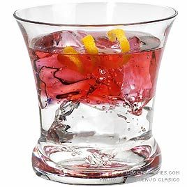 Red Headed Mexican   Ingredients:  - 1 1/4 oz Jose Cuervo Clasico  - 4 oz Lemon lime soda  (Sprite or 7up)  - Splash of cranberry juice    Combine tequila and lemon-lime soda in a rocks glass with ice. Add splash of cranberry juice. Garnish with lemon or orange peel.
