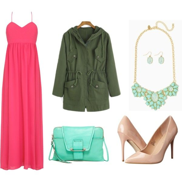 Outfit #3 by chronicles-allie on Polyvore featuring Badgley Mischka, Madden Girl and Kooba: