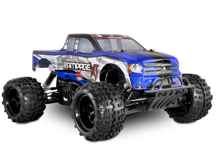 If you've ever shopped for gas-powered RC cars for sale, you may have noticed how much larger they are than electric or even nitro-powered models.