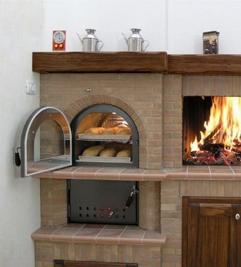 38 best images about wood oven on pinterest wood oven for Forno a legna in mattoni refrattari