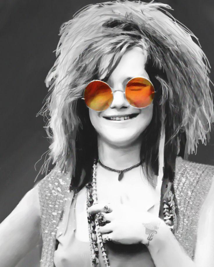 Summertime - Janis Joplin by yorkey-sa.deviantart.com on @DeviantArt