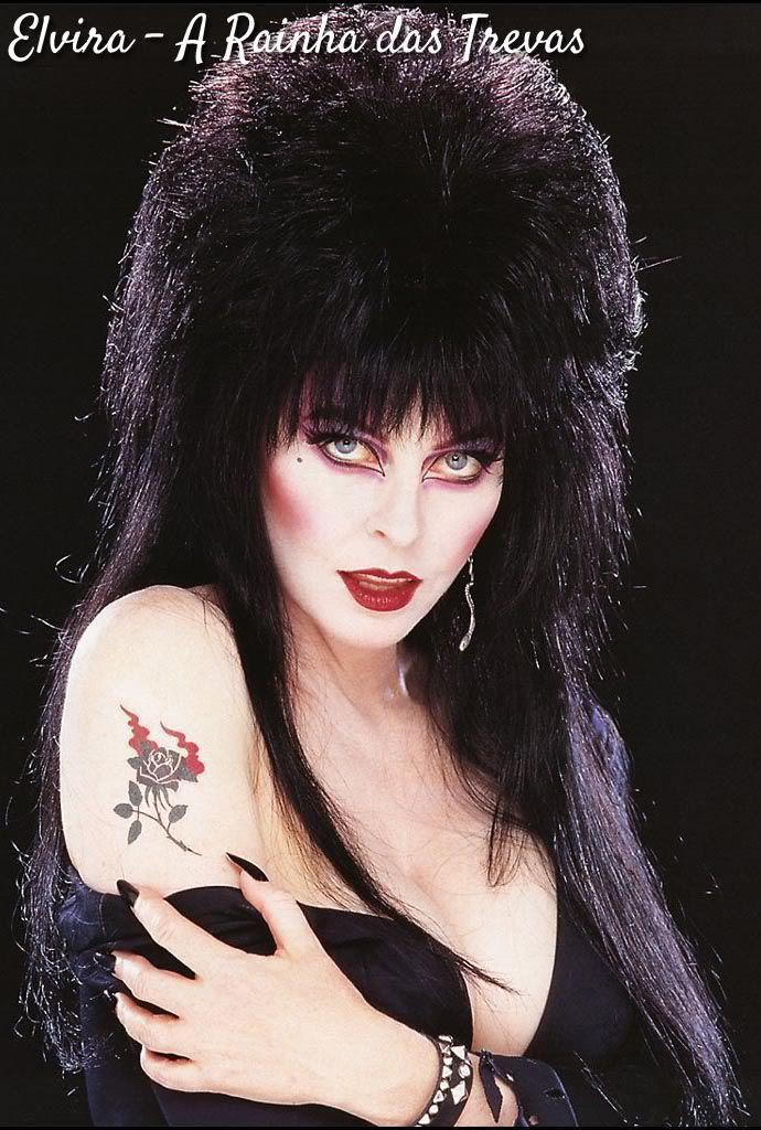 elvira | Lembra da Elvira a rainha das trevas? | Ruiva de Farmácia