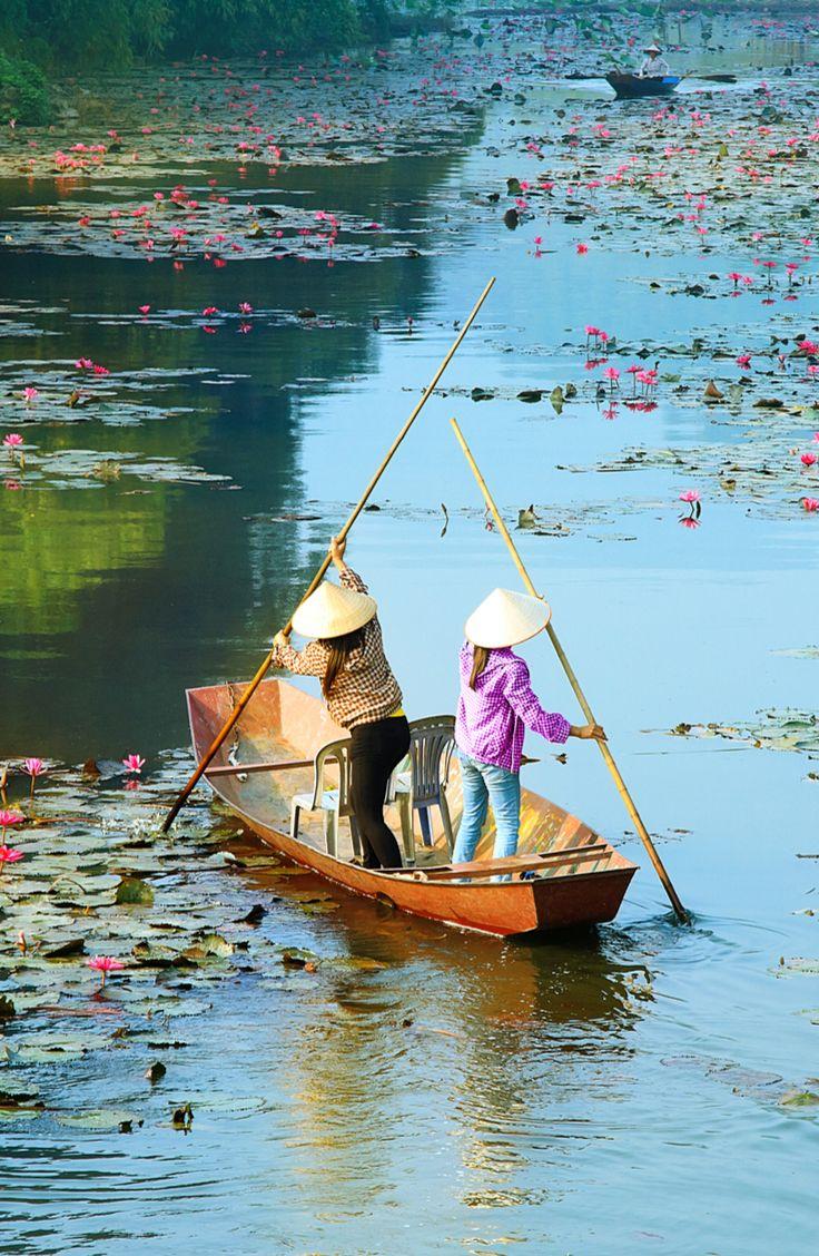 El otoño e invierno, la mejor época para disfrutar de #Vietnam.