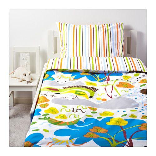 NATURSKÖN Duvet cover and pillowcase(s)  - IKEA