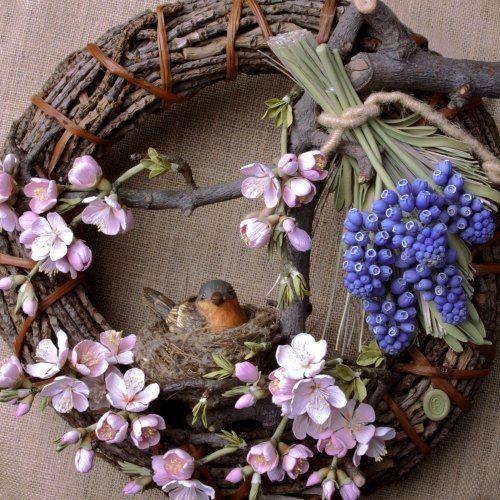 Finalmente primavera!   Creazioni di Paola Avesani