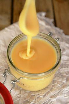 lapte condensat facut in casa
