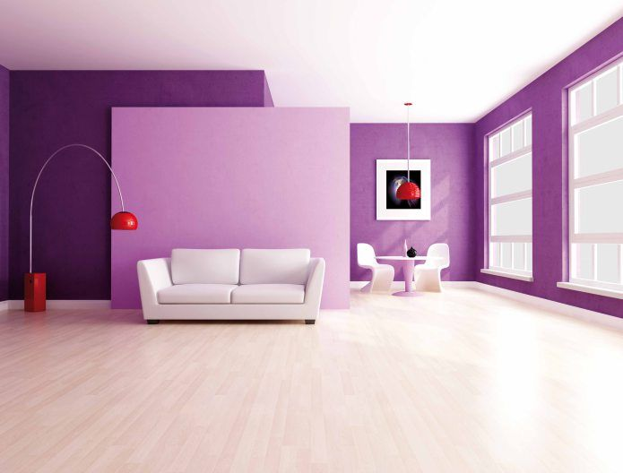Die besten 25+ Lila wandaufkleber Ideen auf Pinterest Mädchen - wohnzimmer ideen wandgestaltung lila