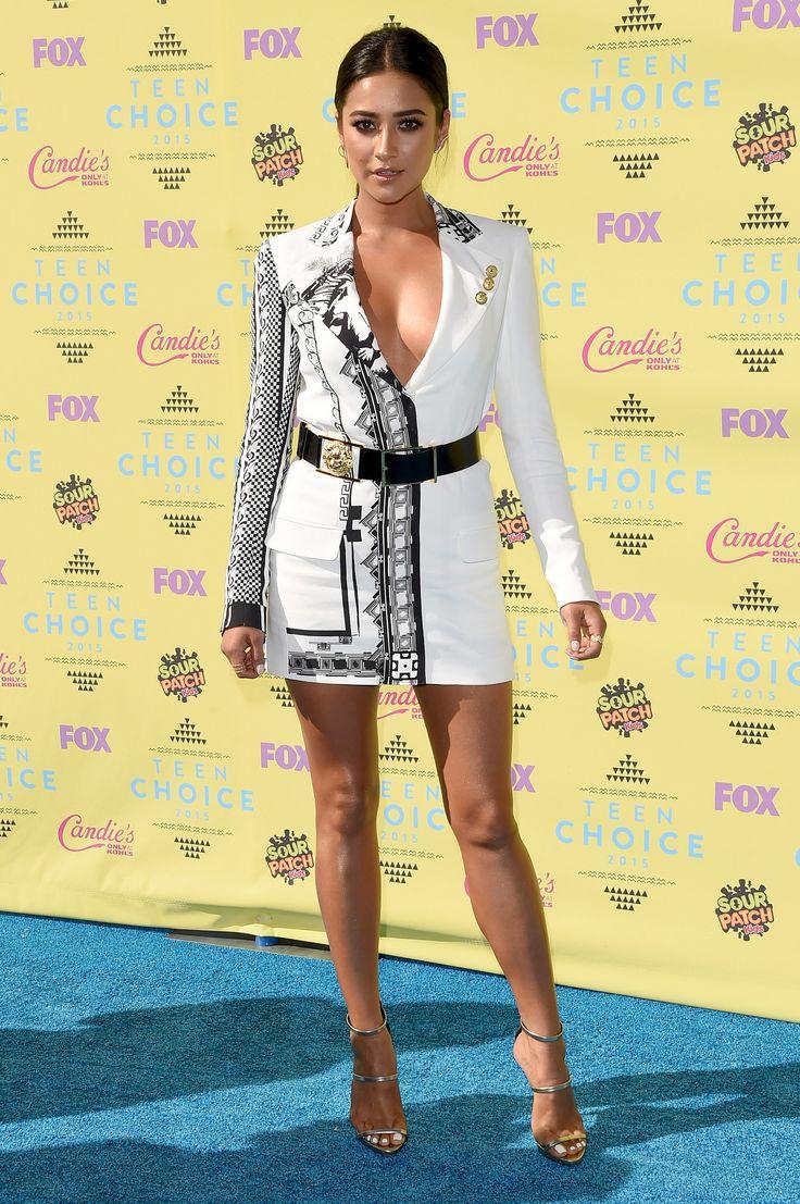 Shay Mitchell aux Teen Choice awards