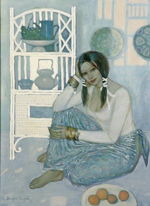 Валерия Коцарева (Valeria Kotsareva) | Art&Tatucya