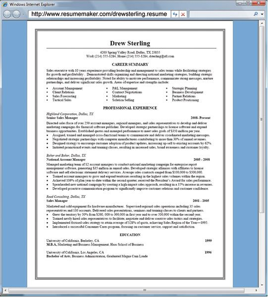 The 25+ best Free resume maker ideas on Pinterest Resume maker - resume maker software