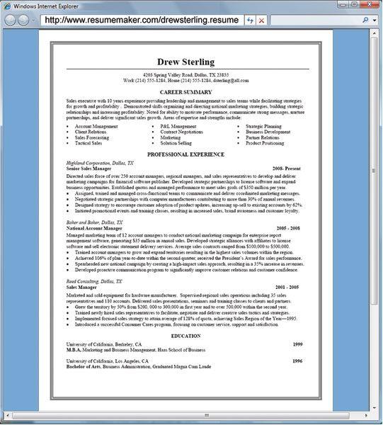 the 25 best free resume maker ideas on pinterest resume maker resume maker professional - Resume Maker Professional Free