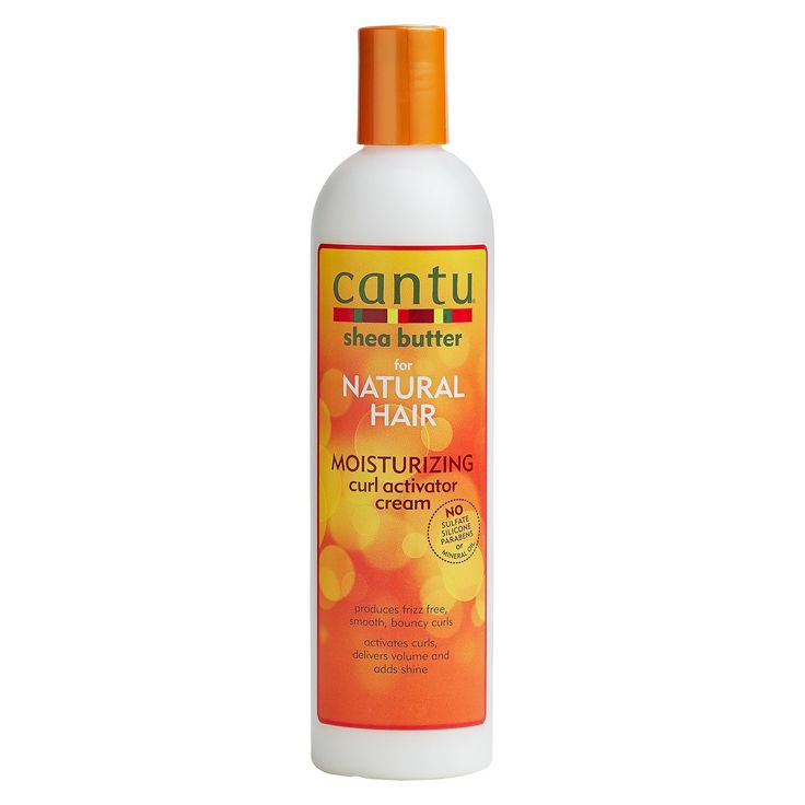 <p>Cantu for Natural Hair Moisturizing Curl Activator Creamwill define, moisturize, and restore your curls, leaving themsmooth, frizz free and full of life. Made with 100% PureShea Butter and formulated without harsh ingredients, Cantu for Natural Hair restores your real, authentic beauty. Embrace your curly, kinky, or wavy hair with Cantufor Natural Hair. No mineral oil, sulfates, parabens,silicone, phthalates, gluten, paraffin,propylene, PABA or DEA.</p&#...