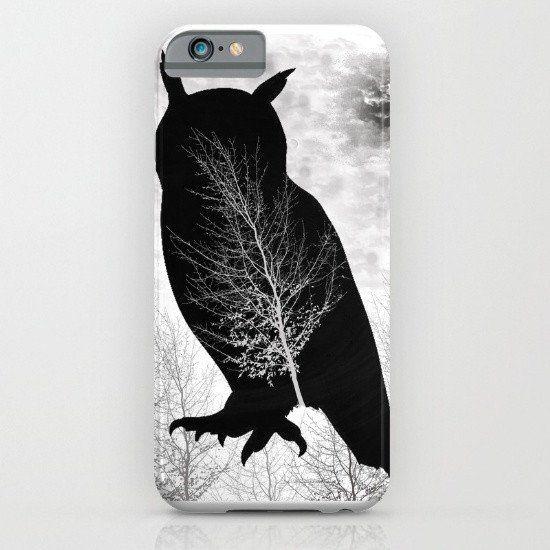 Night Owl iphone case, smartphone - Balicase