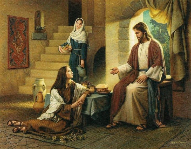 Mary of Bethany is one of my favorite women in the Bible. There is a lot to learn in the story told in Luke 10:38-42. Martha (Mary's sister) invites Jesus into her home. While she is frantically tr…