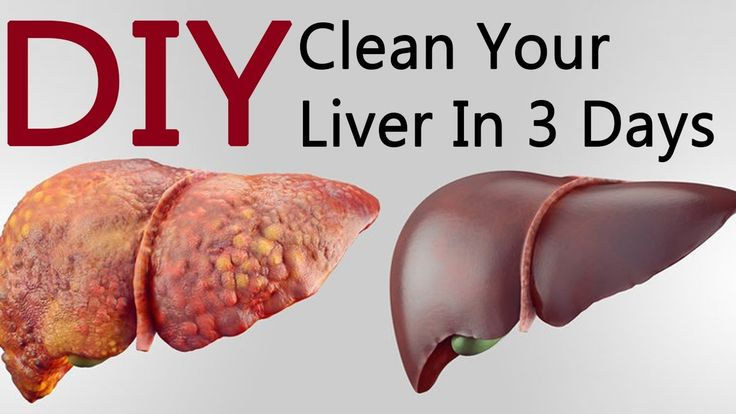 DIY : Clean Your Liver In 3 Days
